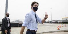 Justin Trudeau_photo Radio Canada