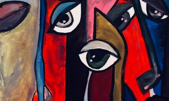 Piktura nga Glejdis Darsia